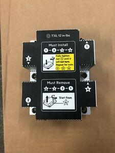 HP Proliant ML350 G10 Standard Heatsink (879468-001)