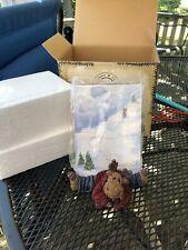 "Boyds Frames #27475 Myles V.H. Moose.Trail Blazer, New From Retail Store 6x5"""