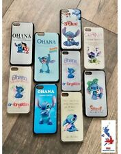 Disney Lilo and Stitch Phone Case Cover Hard iPhone 5 6 7 Plus Ohana Family Love