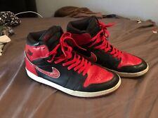 2001 Nike Air Jordan 1 High OG BRED retro Og sz 10.5 concord bred yeezy