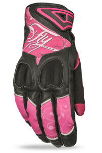 Fly Street Womens Touch Screen Motorcycle Venus Gloves All Colors Size S-XL