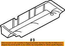 FORD OEM Interior-Rear-Storage Box 8L2Z78115A00AA