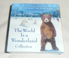 Boxed set of 5 The World is a Wonderland Collection board books by Nancy Tillman
