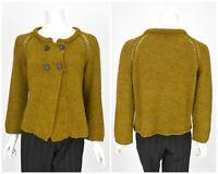 Womens Isabel Marant Etoile Alpaca Wool Knit Cardigan Jumper Button Size 3 / M