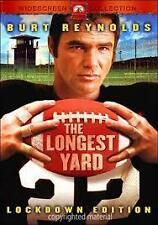 Burt reynolds The Longest Yard Special Edition Region 4 DVD VGC