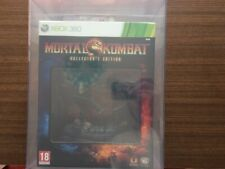 """Mortal Kombat Kollector's Edition"" Xbox 360 Game Sealed/VGA Graded 75 Archival"