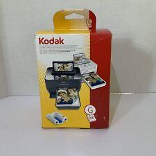 KODAK G200 Color Cartridge Photo Paper Kit for G600 & G610 Printers New Sealed