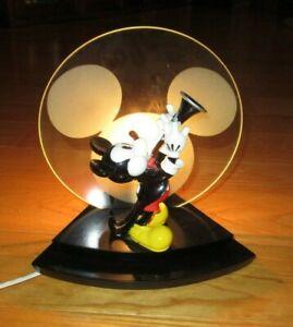 Mickey Mouse JAZZ Night Light by Enesco Musician Lamp (F954)