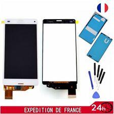 Complet Ecran LCD Vitre Tactile Outils Adhésif Pour Sony Xperia Z3 Compact D5803