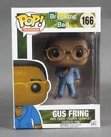 Funko POP Television Breaking Bad #166 Gus Fring Vinyl Figure 1065W