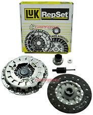 LUK REPSET CLUTCH KIT 2001-2006 BMW M3 E46 3.2L S54B32 fits both 6 spd man & SMG