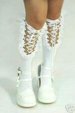 glp lolita punk egl Corset Knee-Hi Stocking