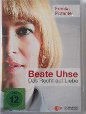 Beate Uhse - Recht auf Liebe - F. Potente, Henry Hübchen - Schrift X, Sex Toys