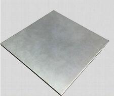 Titanium plate Ti Titan Gr.5 Gr5 Grade 5 Plate Sheet 3 x 250 x 250 mm #Ew8-8