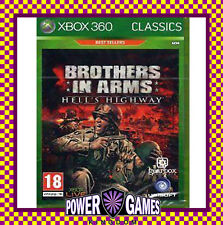 Brothers in Arms Hell's Highway (Microsoft Xbox 360) Brand New