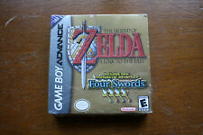 SEALED Legend of Zelda: A Link to the Past Four Swords - Game Boy Advance (2002)