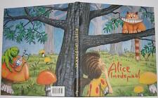 Lewis Carroll - ALICE IN WONDERLAND - Estonia 2004, NAVITROLLA illustrations
