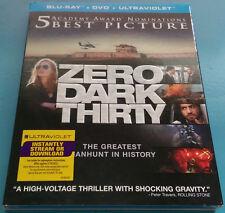Zero Dark Thirty (Blu-ray/DVD Combo) with limited slipcover [REGION A]