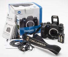 Konica Minolta Dynax 7D 7-D Body Gehäuse Spiegelreflexkamera SLR Kamera - Defekt