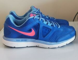 Girls /Ladies Nike Dual Fusion Trainers. Size 4. Blue