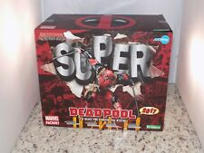 DEADPOOL STATUE 1/6 Scale Super Deadpool ARTFX KOTOBUKIYA New in Box (1)