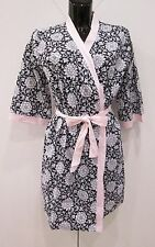 Happy People kimono vestaglia donna M/44 est,dressing gown.floreale. h3690