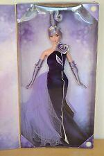 Edición De Colección De 2002 plata esterlina Rosa Barbie De Bob Mackie
