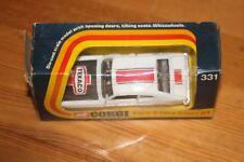 Corgi 331 Ford Capri 3 litros Gt-en Caja