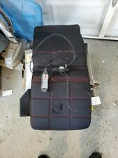 HoMEDICS 5 Motor Massage Cushion with Heat For home or Auto pad back pain seat