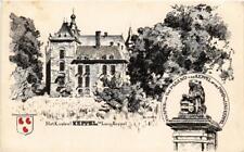 CPA Het Kasteel KEPPE te LAAG KEPPEL NETHERLANDS (604790)