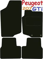Peugeot 207 GTi Tailored Deluxe Quality Car Mats 2006-2014