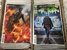 Batman 95 Two Comic Lot - Cover A & Mattina Variant Joker War