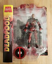 Marvel Diamond Select Deadpool Unmasked Variant (2010) New MOC/MIB/MISP