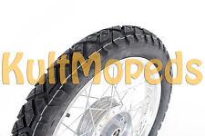 Ruota Completa Cerchio Alluminio 2,75x16 Pas . F Simson S51 S50 Kr51 Schwalbe