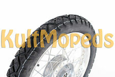 Ruota completa cerchio alluminio 2,75X16 pas. F SIMSON S51 S50 kr51