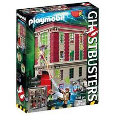 Playmobil 9219 Ghostbusters Caserne de pompiers