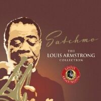 LOUIS ARMSTRONG - SATCHMO: THE LOUIS ARMSTRONG COLLECTION  2 CD  40 TRACKS  NEW!