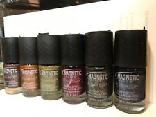 Color Club Nail Polish Nail Lacquer 2012 Magnetic Force Collection 6 Colors SET