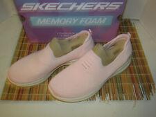 Skechers Ultra Flex Harmonious Slip On Memory Shoes 13106 Size 7.5 Lite Pink