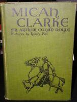 Micah Clark by Sir Arthur Conan Doyle~Illus.by Henry Pitz~Harper & Bros., 1922