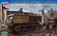 HobbyBoss M4 High Speed Tractor 6 3/32in 8-in240mm Etched Parts 1:3 5 Model Kit