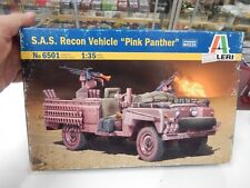Italeri 1/35 S.A.S Recon Vehicle 'Pink Panther'