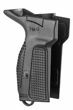 PMG Fab Defense Black Polymer Makarov PM/PPM Release Grip With Safety Cord Ring