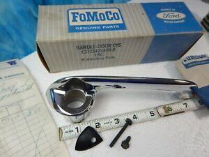 FORD door handle F100 F250 F350 TRUCKS RH OUTER DOOR HANDLE C3TZ-8122404-B 1960s