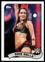 2018 Topps Heritage WWE #17 Brie Bella