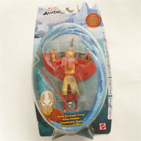 """Avatar The Last Airbender battle damaged Aang  action figure 6"""" #S1"""