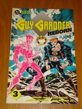 GUY GARDNER REBORN  DC COMICS GERARD JONES GRAPHIC NOVEL BOOK 3