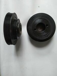 MITSUBISHI GTO 3000GT 6G72 Crankshaft pulley Harmonic pulley BNIB