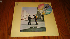 PINK FLOYD WISH YOU WERE HERE IMPORT LP 1975