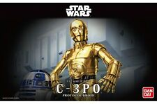 Star Wars Plastic Model Kit 1/12 C-3PO Bandai Japan NEW **